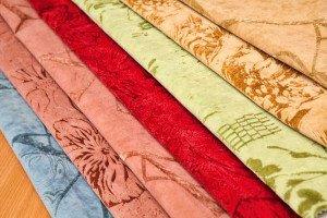 Выбираем ткань для обивки дивана