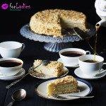 Восхительный торт Наполеон