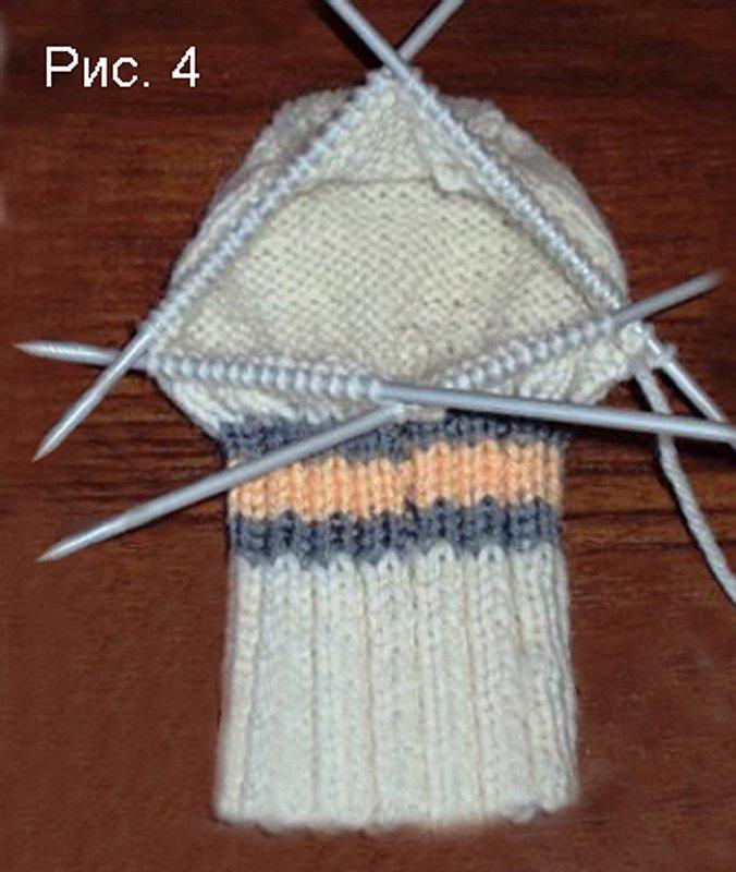 Вязание нет петли