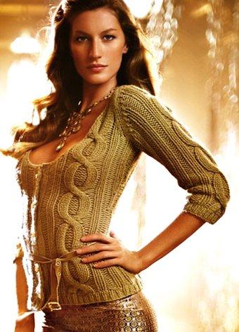 Модели свитеров вязанных на спицах