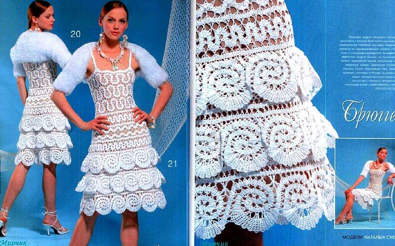Популярные журналы мод по вязанию