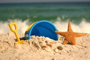 Как собрать ребенка на море
