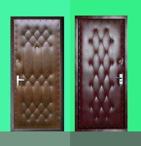 Обивка входной двери самостоятельно